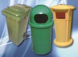 Environmental Bins