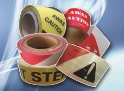 Barricade Tape or Hazard Tape